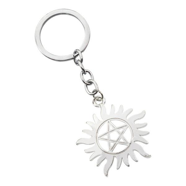 supernaturalkeychain, Fashion, Key Chain, Jewelry