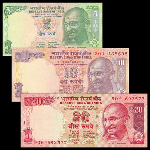 Collectibles, uncirculated, papermoney, banknote