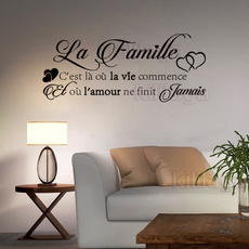 largewallsticker, Home Decor, Family, Stickers