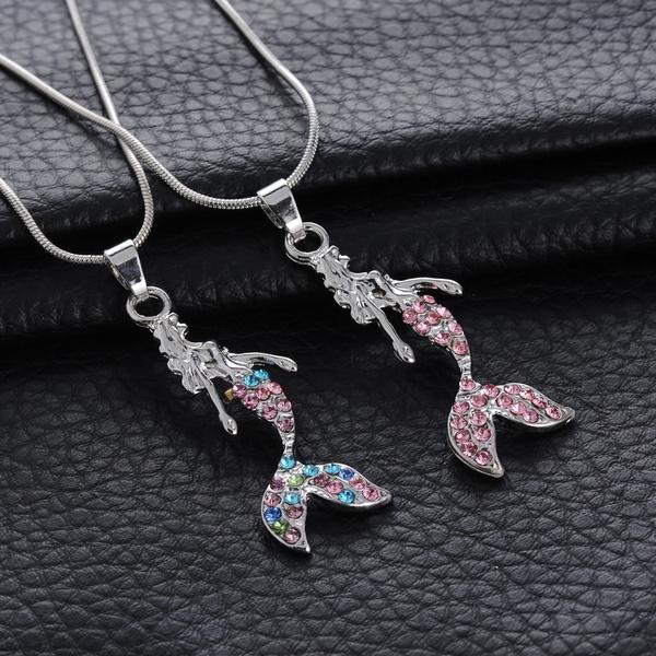 mermaid, Stockings, Jewelry, Creative