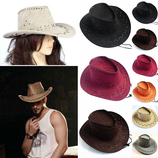 Cap, headwear, Cowgirl, Men