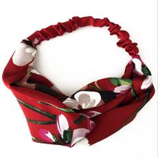 Flowers, headwear, silk, headbandsforwomen