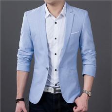 mensblazerjacket, Blazer, Coat, Slim Fit