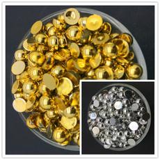 flatbackpearl, Joyería, gold, pearls