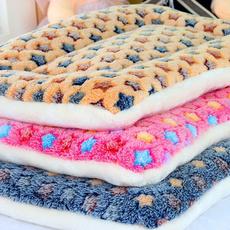 Fleece, Pets, Blanket, Leopard