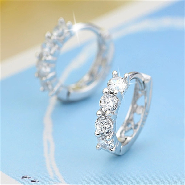 Heart, Fashion, Jewelry, Earring
