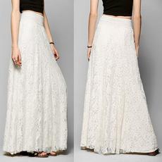 Summer, hitchedskirt, elegantskirt, womenhighwaistskirt
