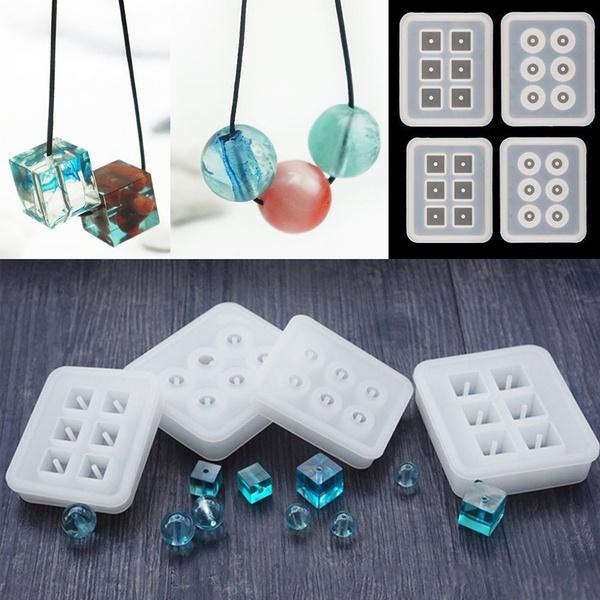 Craft, resinbead, Jewelry, Silicone