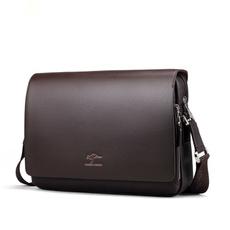 largecapacityhandbag, manbriefcasebag, crossbodysmallmenstravelbag, leather