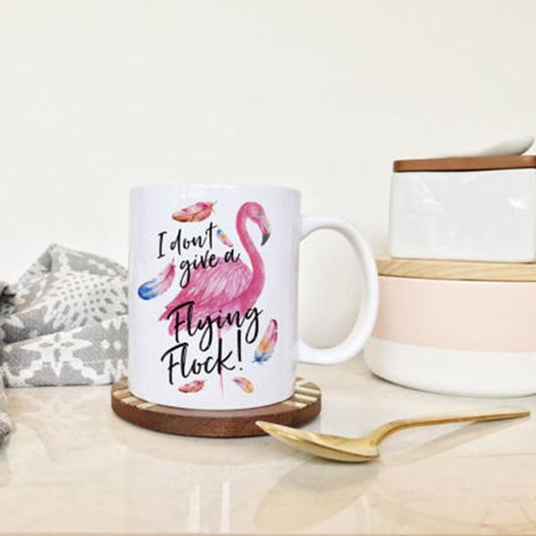 Cute Flamingo Mug Funny Flamingo Mug Be A Flamingo Mug Flamingo Gifts Cool