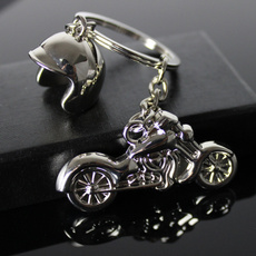 Helmet, Key Chain, Harley Davidson, Chain