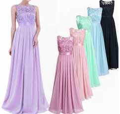 Waist, chiffon, chiffon dress, Evening Dress