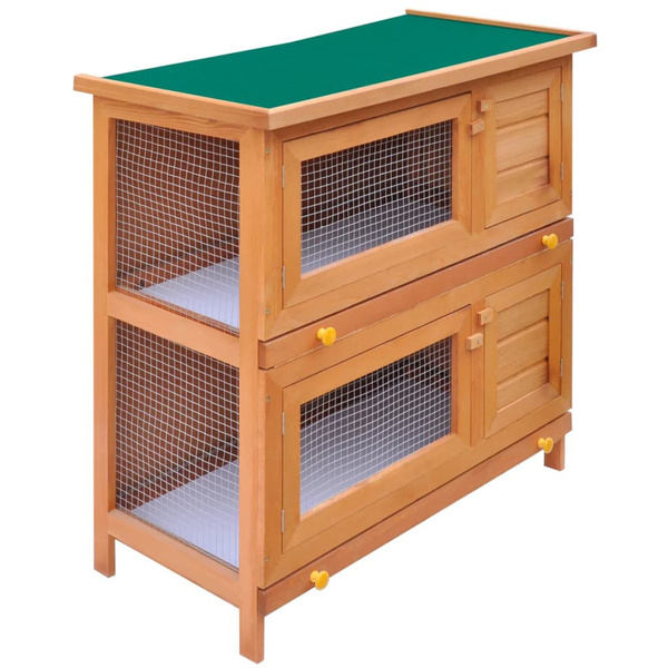 brown, rabbitcage, Outdoor, rabbit