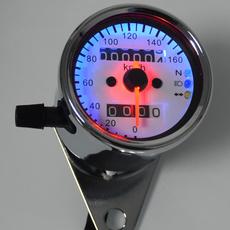 motorcycletachometer, motorcycleodometer, motorcyclespeedometer, led