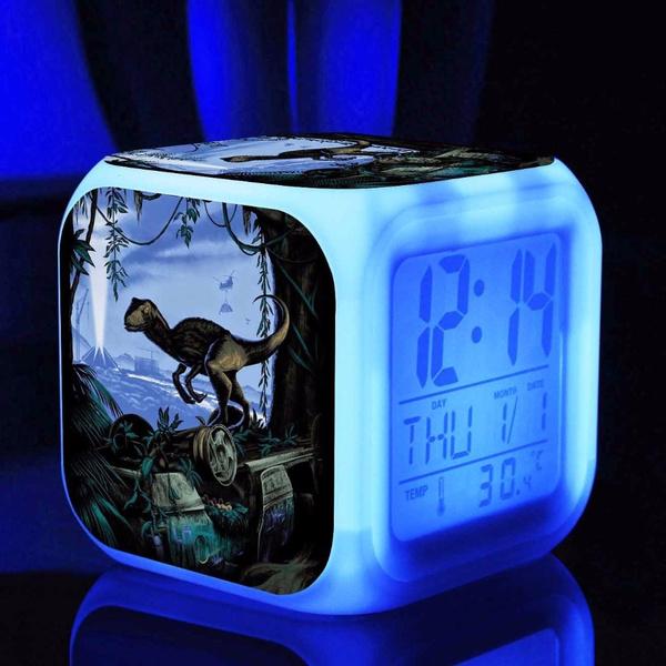 Toy, ledlightalarmclock, luminousclock, Clock