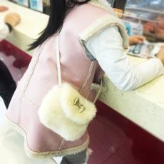 Mini, Shoulder Bags, bowknot, Fashion