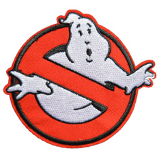 ghost, Emblem, embroiderypatch, Craft