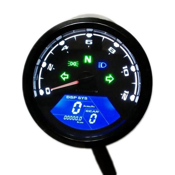motorcyclespeedometer, Golf, Scooter, odometer