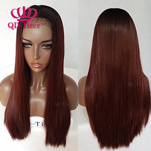 wig, Black wig, Hairpieces, longstraighthair