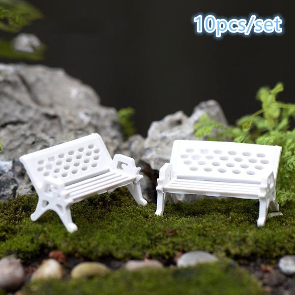 succulentsdecoration, minitablechair, Home Decor, fairy