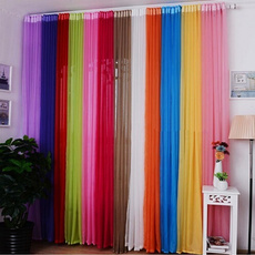 tulle, tullevoilecurtain, Door, windowvalance