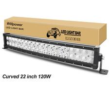 offroadsuvboatatvjeep4x4wd, lightbar, worklightbar, Waterproof
