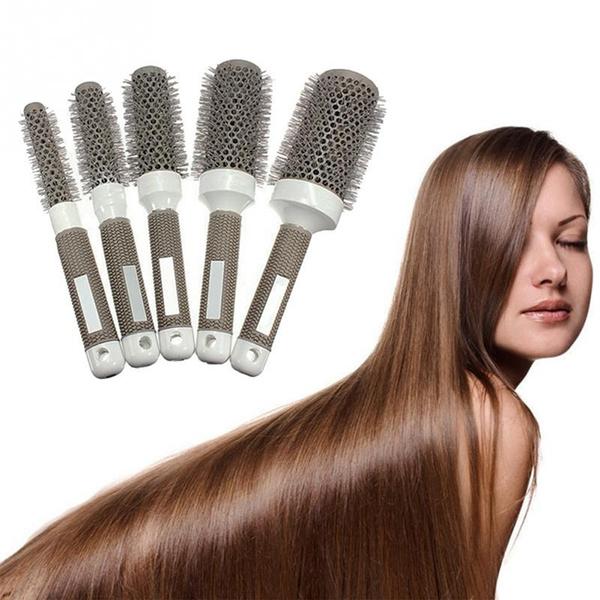 curling hair, Combs, Beauty, Hair Curlers