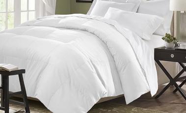 Warm, Cozy, Comforters, kathyireland