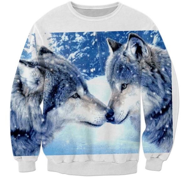 Fashion, Sweatshirts, Long Sleeve, Sweaters
