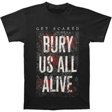 getscaredtshirt, Shirt, Get, Casual T-Shirt