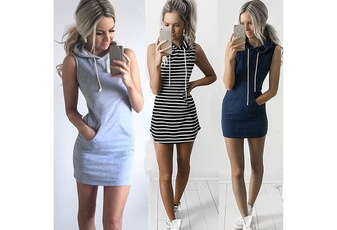 Mini, Fashion, Dress Shirt, Cocktail