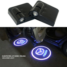 Laser, projector, lasercarlogolight, mazda