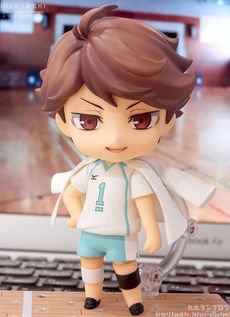 tooru, Collectibles, nendoroid, oikawa
