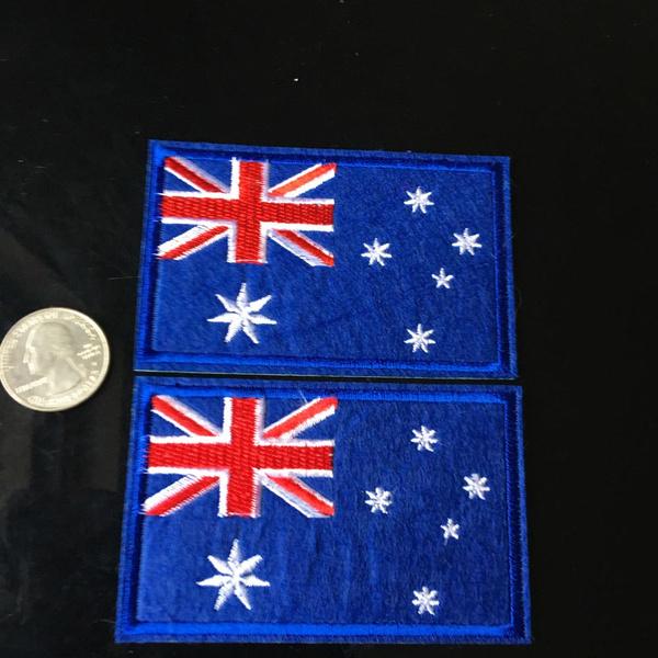 Australia, irononpatch, Sewing, Craft