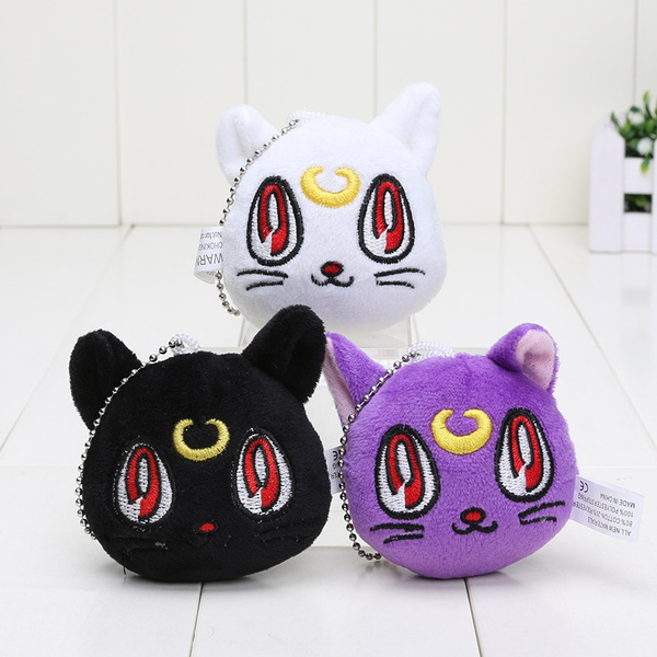 Toy, Key Chain, doll, Cats