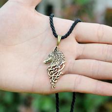 viking, Punk jewelry, Head, Jewelry