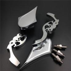 Blade, skull, cruiser, chrome
