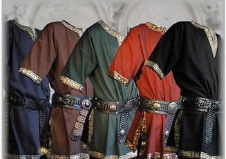 Summer, tunic, Medieval, Vintage