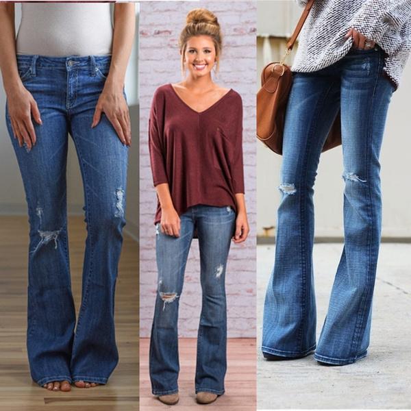 trousers, JeansWomen, pants, slim