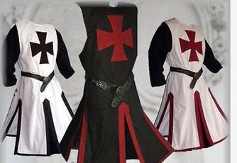 constume, Cosplay, Medieval, templar