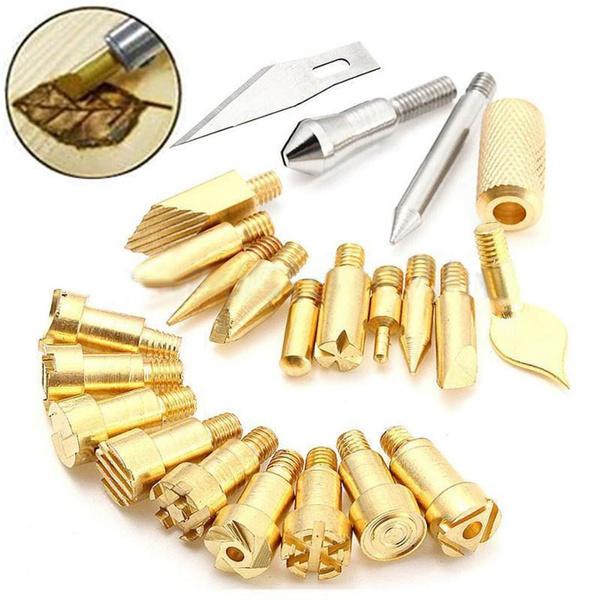 woodburningtip, woodburningkit, hotknifeblade, solderingtip