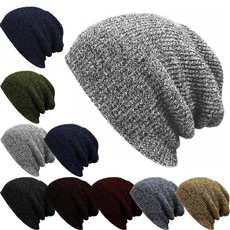 Outdoor, Sports & Outdoors, Men, knitted hat