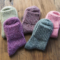 Women, womensock, Winter, thicksock