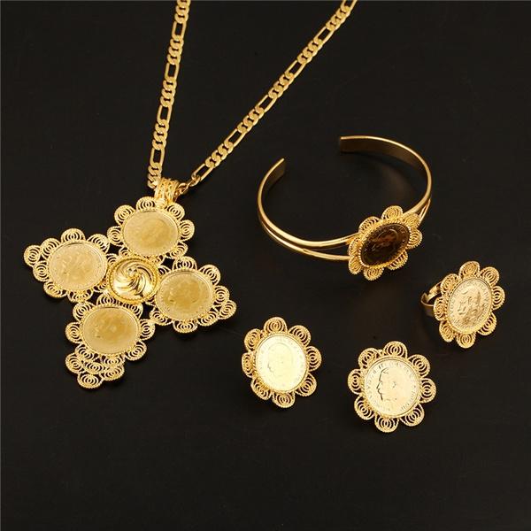 goldplated, party, engagementjewelryset, goldplatedjewelry