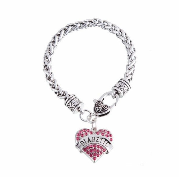 friendsbrace, Jewelry, Crystal, Love Bracelet