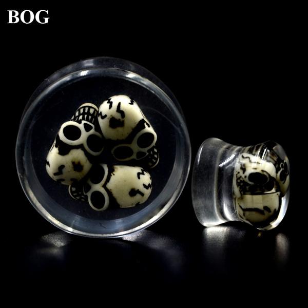 piercingbodyjewelry, punk earring, earexpander, luminousearringsparty