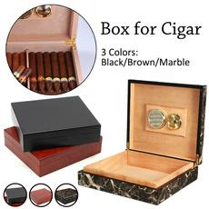 Box, case, cigarhumidor, Gifts