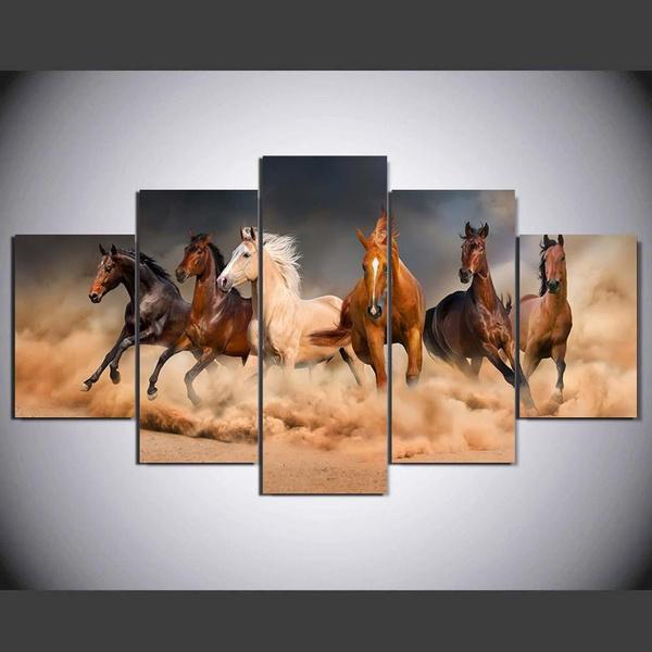 horse, art, fashiondecor, Home & Living