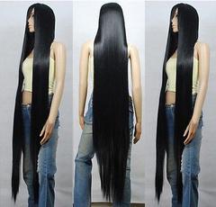 hair, wig, cosplay wig, Anime