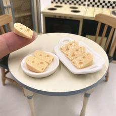 Cheese, Mini, dollhouseaccessorie, Dollhouse